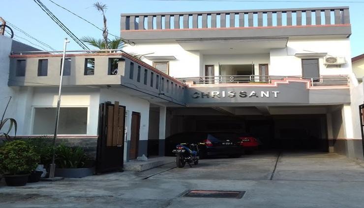 Chrissant Guest House Yogyakarta - exterior