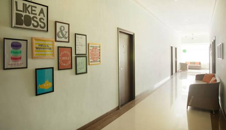 The Studio Inn Nusa Dua - Koridor