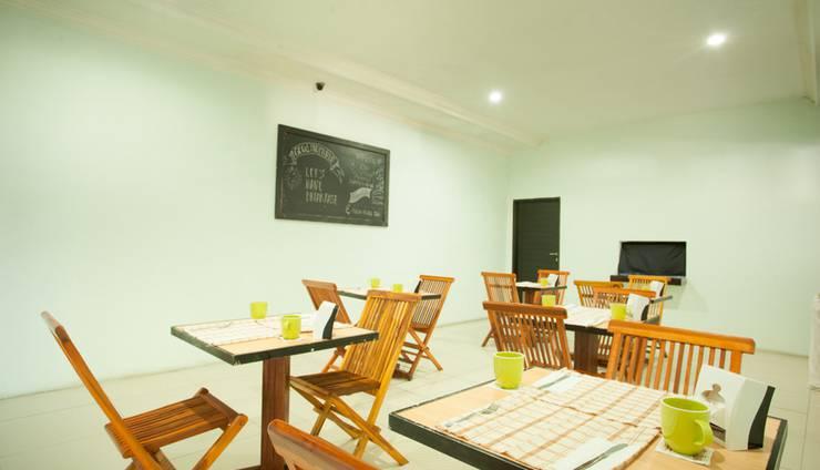 The Studio Inn Nusa Dua - Ruang Makan