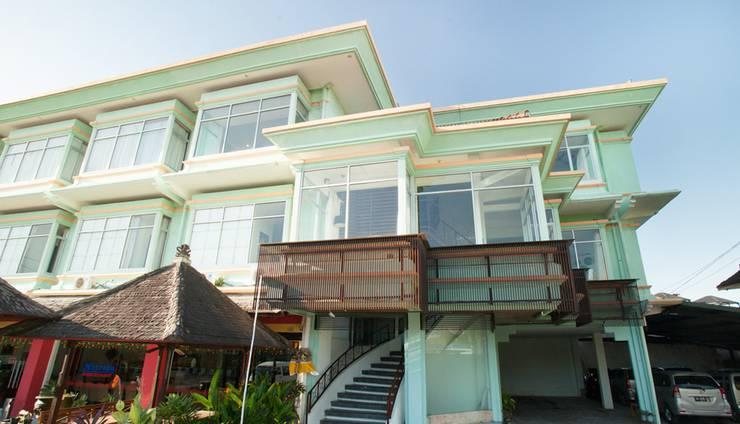 The Studio Inn Nusa Dua - Tampilan Luar Hotel