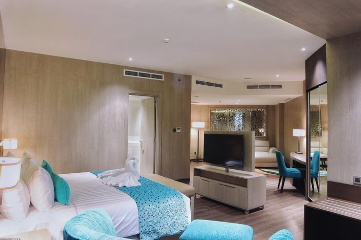 BW Luxury Hotel Jambi Jambi - Room
