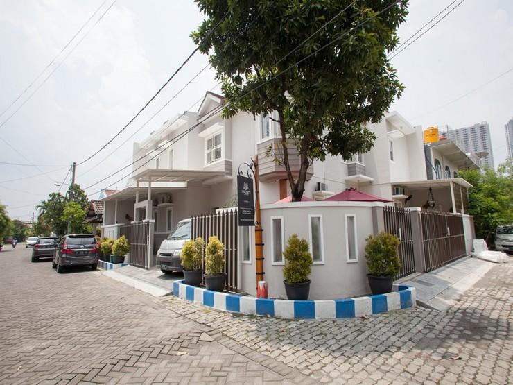 RedDoorz @ Wiyung 3 Surabaya - Eksterior