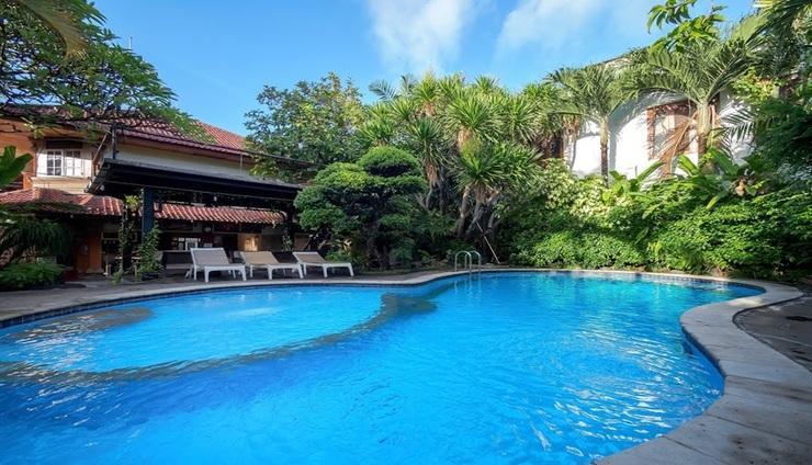 Umahku BnB & Apartments Seminyak Bali - pool