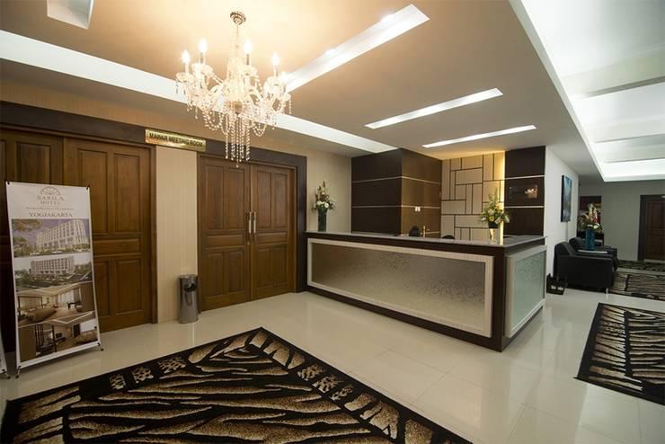 Sarila Hotel Solo - Interior