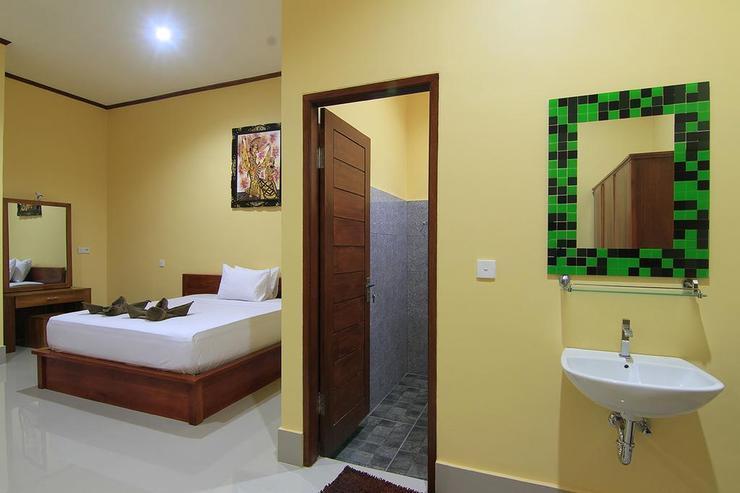 Vancy Kubu Lombok - Bedroom