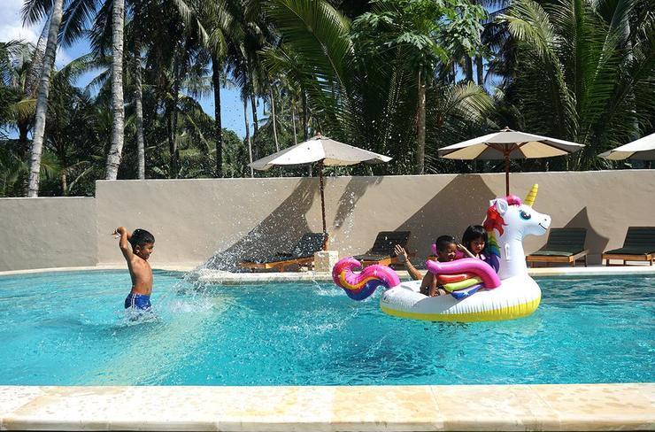 Vancy Kubu Lombok - Facilities