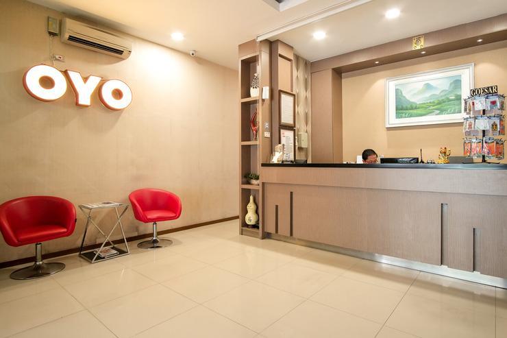 OYO 279 Deli Homestay Medan - Reception