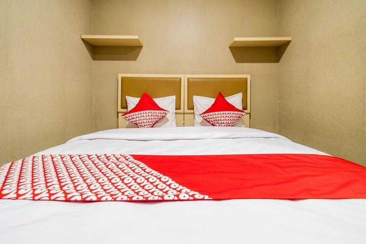 OYO 279 Deli Homestay Medan - Bedroom
