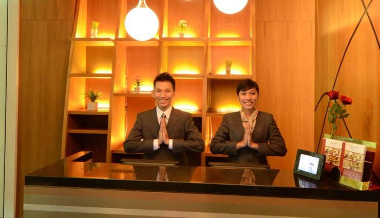 Alamat Review Hotel Clay Hotel Jakarta - Jakarta