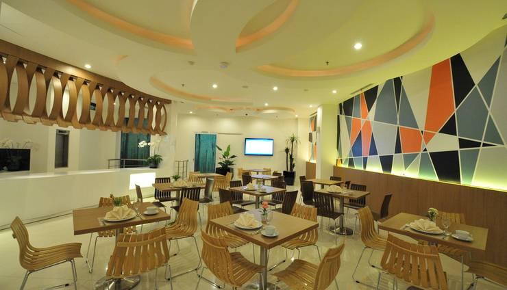 Clay Hotel Jakarta - Restoran