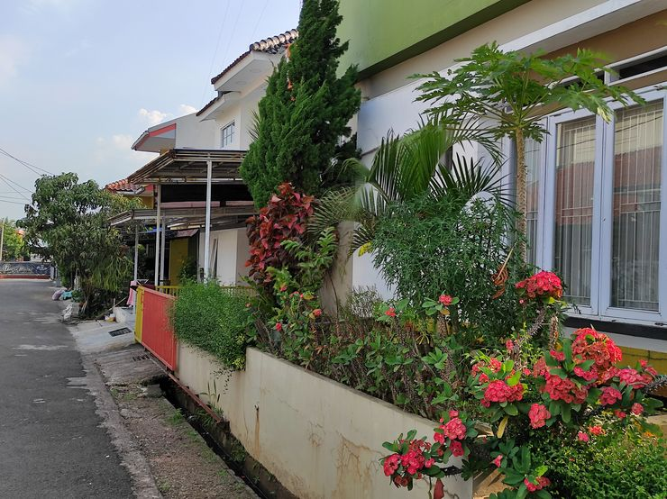 Shakilla House 1A Cianjur - Facade