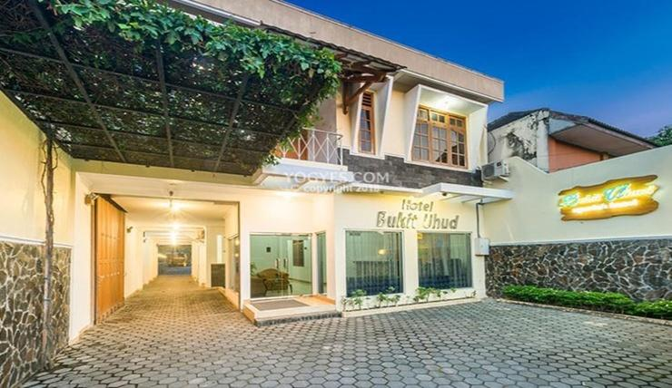 Hotel Bukit Uhud Yogyakarta Yogyakarta - Exterior