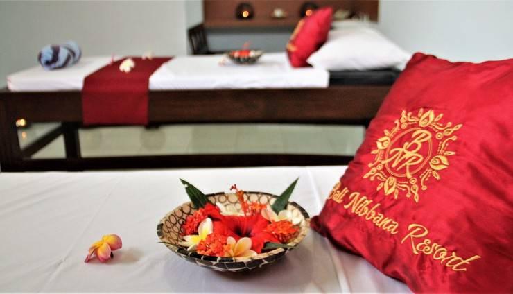 Nibbana Bali Resort Bali - kamar spa 2