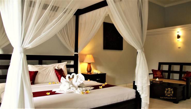 Nibbana Bali Resort Bali - kamar suite 1