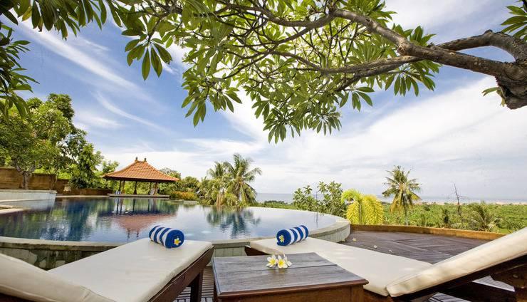 Nibbana Bali Resort Bali - kolam renang 1