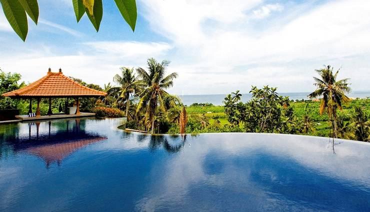 Nibbana Bali Resort Bali - kolam renang 2