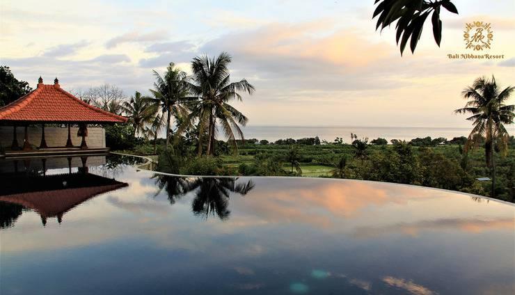 Nibbana Bali Resort Bali - kolam renang 3