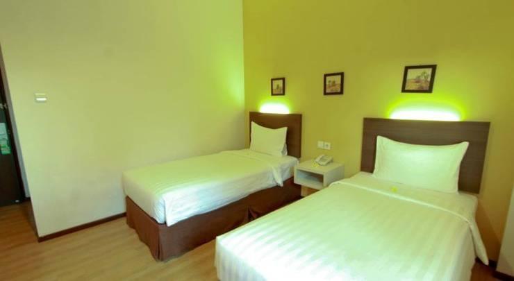 Arianz Hotel Lombok - Standard twin
