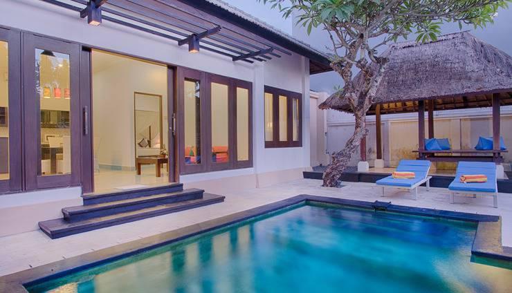 The Tukad Villa Bali - Eksterior