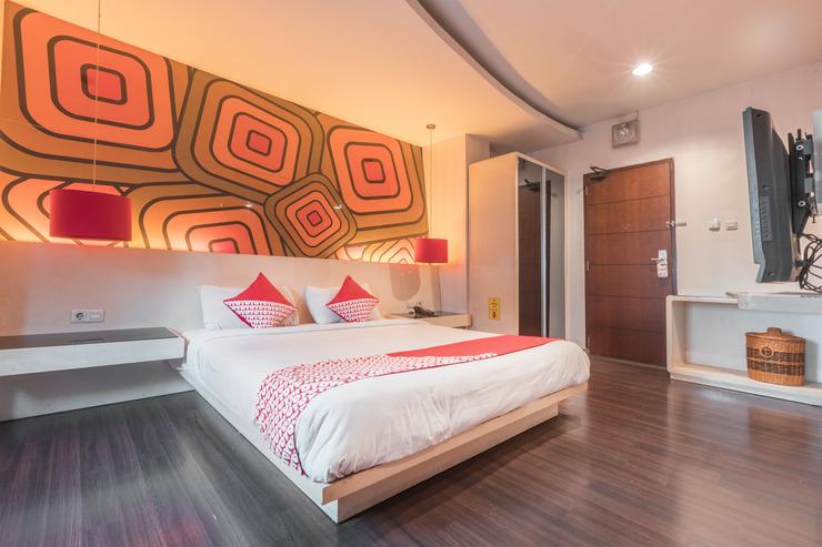 OYO 416 Hotel Boutique Pesona Cikarang Bekasi - Bedroom Su/D