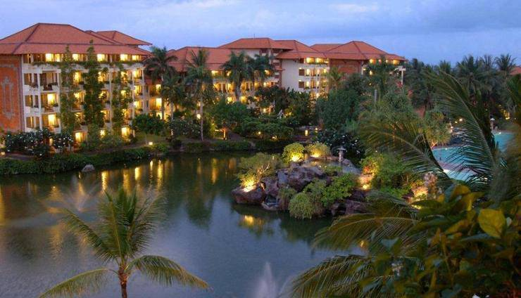 Ayodya Resort Bali - Tampilan Luar