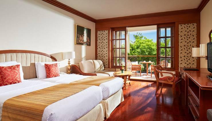 Ayodya Resort Bali - Kamar Deluxe - Twin Bed