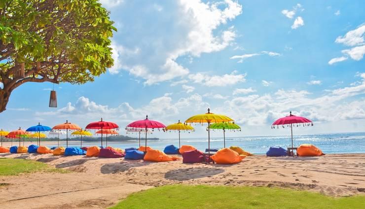 Ayodya Resort Bali - Beach Bar