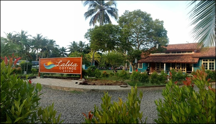 Lalita Cottage Serang - exterior
