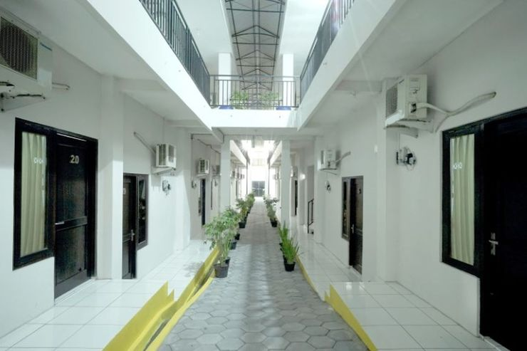 D'Paragon Pringwulung Yogyakarta - exterior