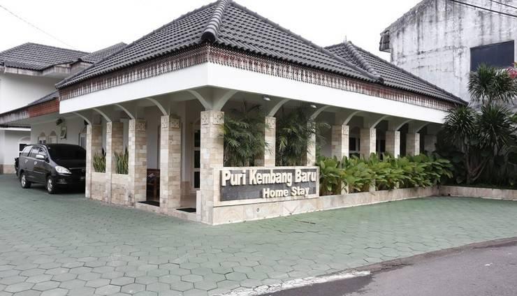 RedDoorz near Adisucipto Airport 2 Kembang Baru - Exterior