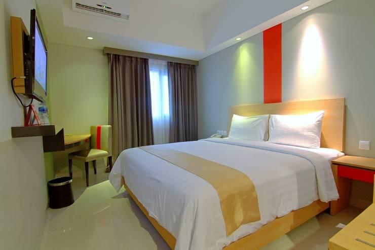 Hom Hotel Semarang - Kamar Superior Tempat Tidur Double
