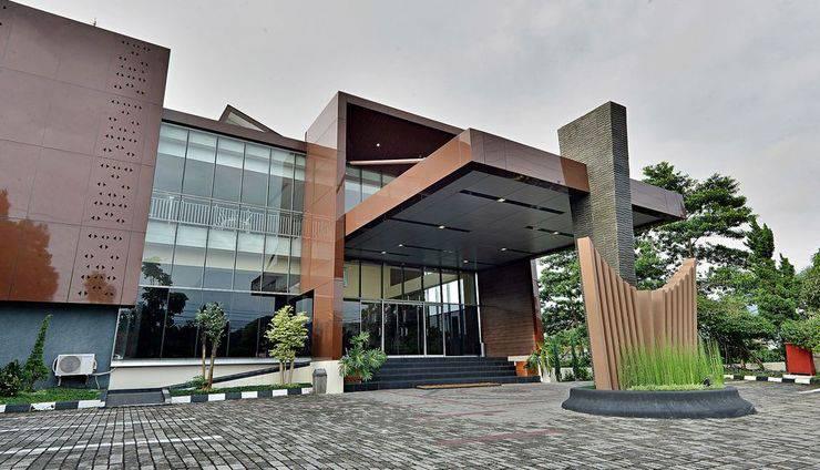 ZenRooms Cipayung KM 71 Bogor - Tampak luar
