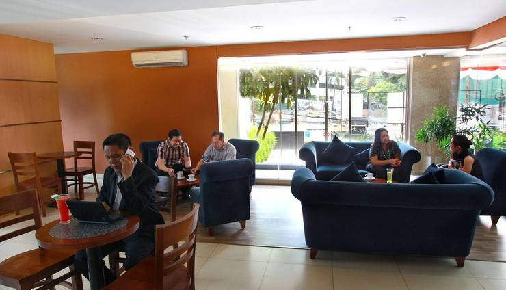 Prasada Mansion Jakarta - Fagiolo Coffee Shop