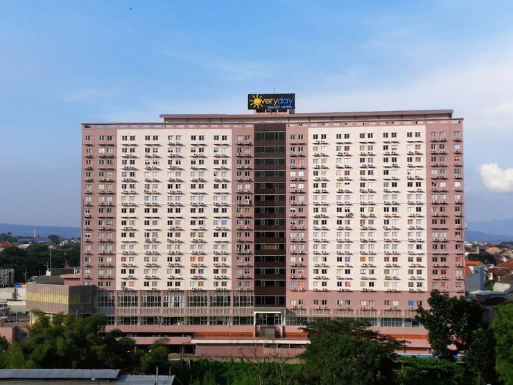 Everyday Smart Hotel Malang - Hotel Front