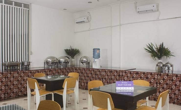 Tinggal Standard Panglima Polim Jakarta - Restoran