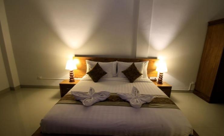 Green Beach Inn Bali - Room