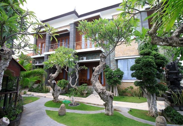 Green Beach Inn Bali - Exterior