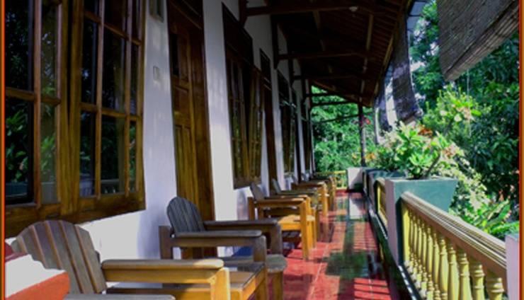 Komodo Island Hotel Pangandaran - Balkon