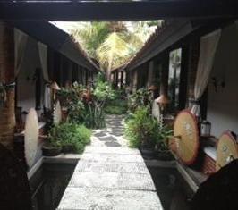 Rumah Palagan Yogyakarta - Taman