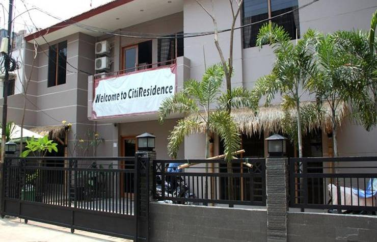 CitiResidence Jakarta - Eksterior