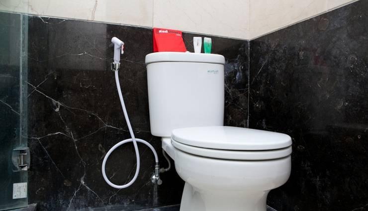 RedDoorz Dago Asri 2 Bandung - kamar mandi