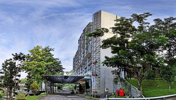 Oak Tree Emerald Semarang Managed by The Ascott Limited - Bangunan