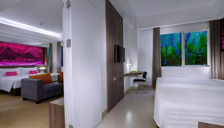 favehotel Kuta Kartika Plaza - favehotel Kartika CONNECTING (Suite-Standard)