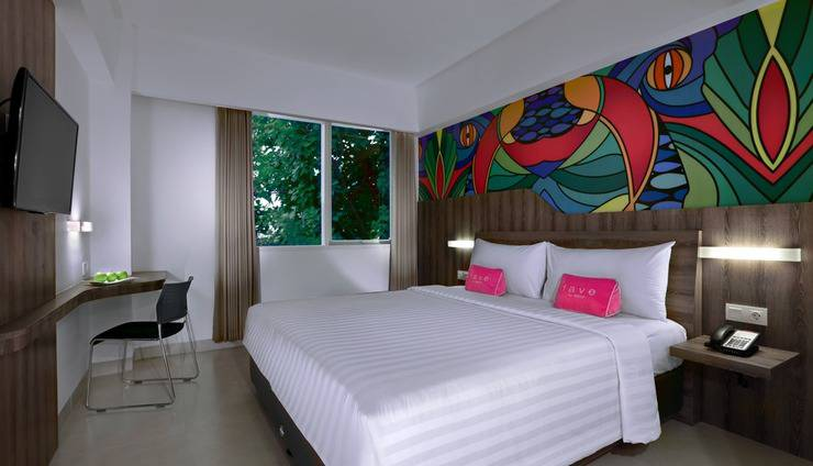 favehotel Kuta Kartika Plaza - favehotel Kartika STANDARD QUEEN ROOM(1)