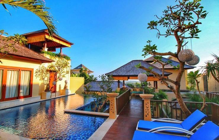 Alea Villas Bali - Kolam renang
