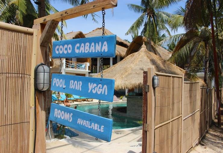 Coco Cabana Lombok - Exterior