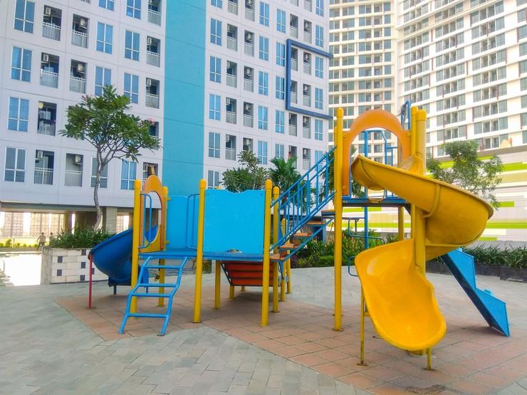 Simply Studio Apartment @ Grand Dhika City By Travelio Bekasi - Kawasan bermain anak