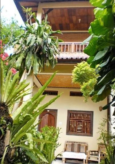 Arjuna Homestay Ubud Bali - Exterior