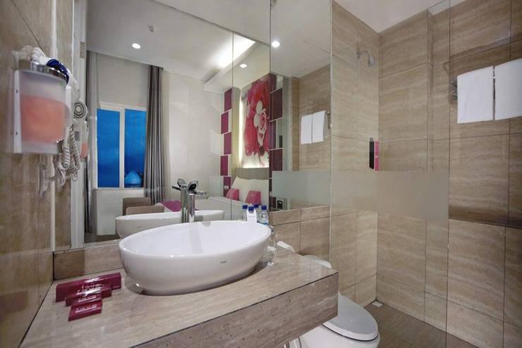 fave hotel Lombok - Kamar mandi