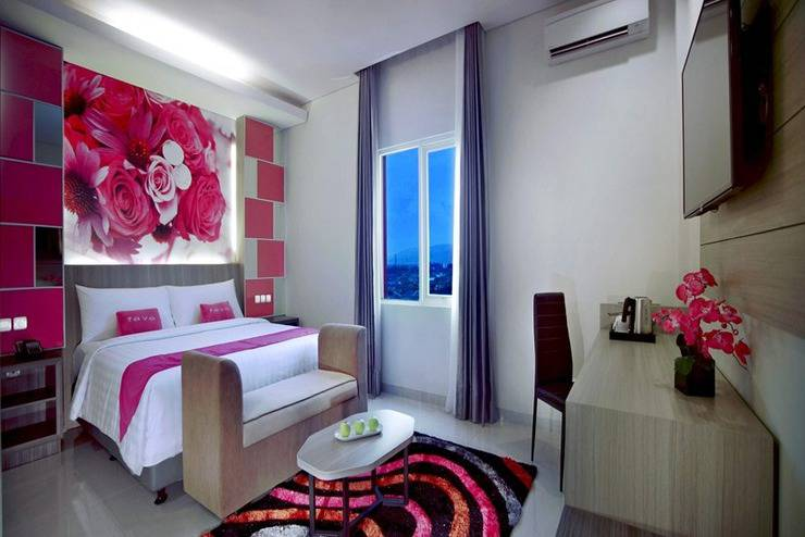 fave hotel Lombok - Kamar Deluxe